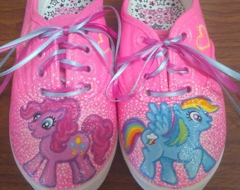 My Little Pony shoes MLP
