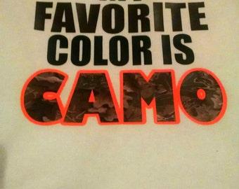 Boys Camo