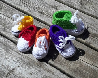 Booties baby hook, child basket, sport shoes, soft slippers, any size and color