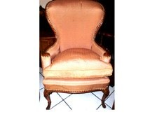 Rare 18th Century Connecticut Continuous Windsor Armchair, Signed E.B. Tracy