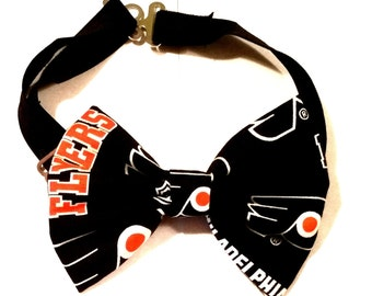Philadelphia Flyers Bow Tie