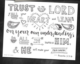 Bible Verse Coloring Page Revelation 215 By FarBetterThings0