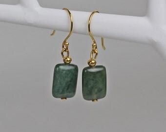 Set of Serpentine earrings