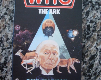 Doctor Who The Ark - Target Paperback Book