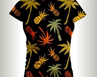 Hawaiian T-shirts, Floral T-shirts, Aloha T-shirts, Island T-shirts. Hibiscus T-shirts,Aloha Living,Ohana shirts,Hawaiian culture, Japanese.