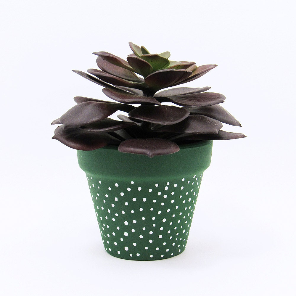 Mini Planter Terracotta Pot Succulent Planter Cute Planter