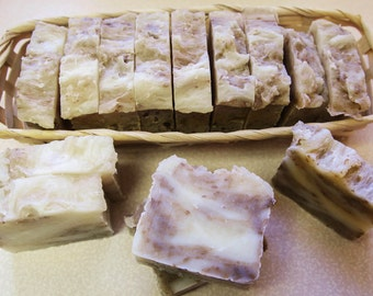 Tobacco and Bay Rum Soap