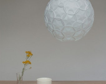Sphere Suspension Light - Airy Lamp Shpere
