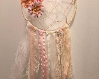 Tiny Blossoms Dreamcatcher