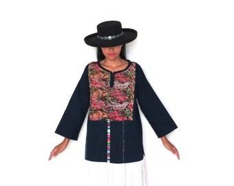 Vintage Mexican Blouse