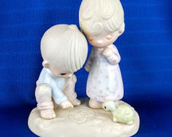 Thou Art Mine Precious Moments Figurine