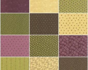 Moda Prints Charming Fat Quarter Bundle (12 Fabrics)
