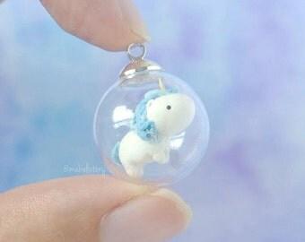 Unicorn in a Bubble