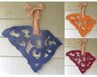 South Carolina Decorative Door Hanger