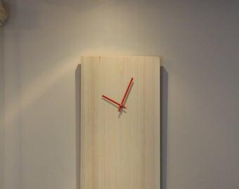 Modern Wall Clock, Unique wall clock, Rustic wall clock, Midcentury Wall Clock, Wall Clocks, Kitchen Clocks, Industrial Wall Clock