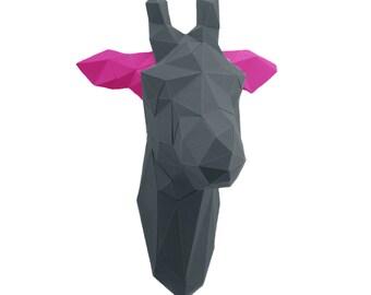 PaperShape Giraffe