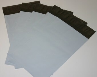 50 White 6x9 Poly Mailers Self Sealing Envelopes Shipping Bags Tear Proof Water Resistant