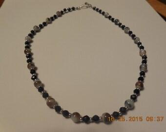 17 inch handmade necklace