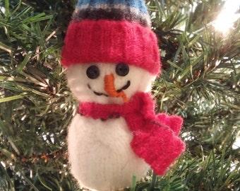 Christmas ornament Snowman (04)