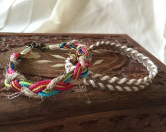 Woven & Braided Bracelets