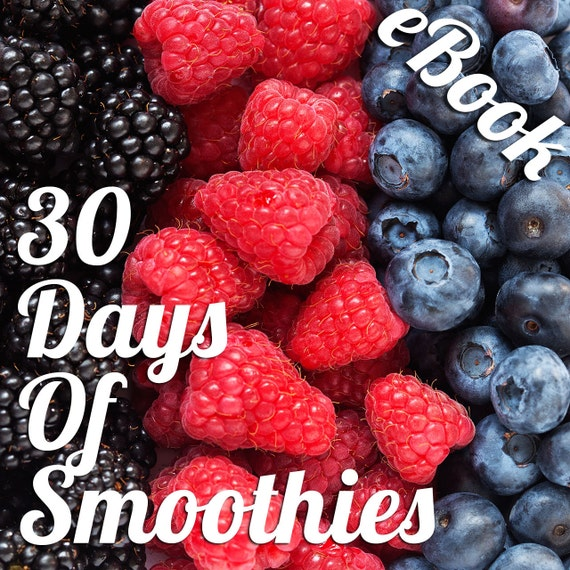 30 Days of Smoothie