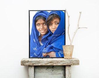 Poster 'Blue Sisters'