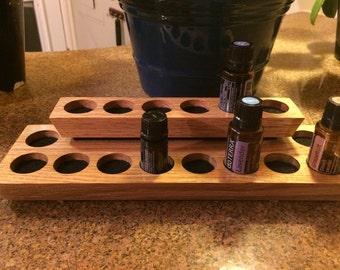 Essential oil display rack (16 vial)