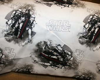 Star Wars Travel Pillow Cover, Children Travel Pillow Case and Bag