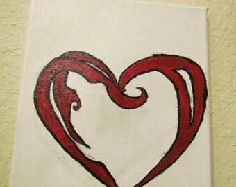 Unique Love Painting