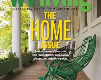 WV Living Magazine: Spring 2015