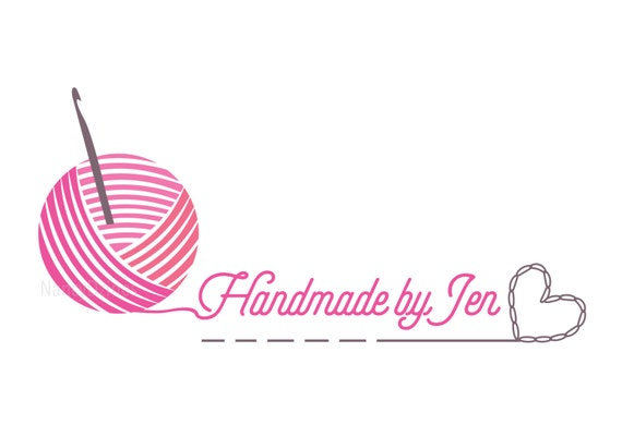 Knitting Logo Design
