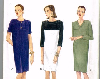 Vogue  9684 - Dress - Size 8, 10, 12 - Uncut