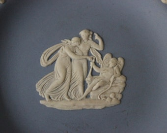 Wedgwood Sleeping Cupid Plate