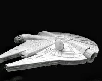 3D printed Millennium Falcon