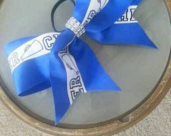 Blue Cheer Bow
