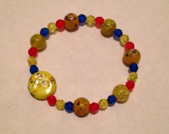 Primary Color Bracelet