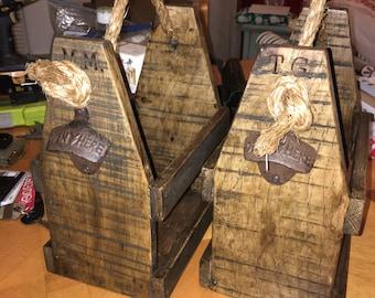 6-Pack Beer Carrier Beer Tote