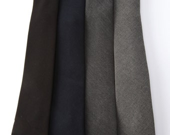 "Premium NECKTIES | 2 1/2"" Skinny TIE 