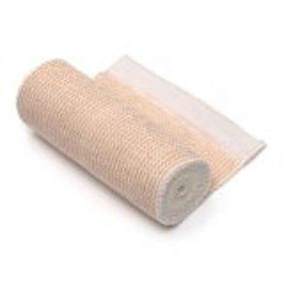 "GT 3"" Cotton Elastic Bandage with Velcro Closure on both ends, 3 inches wide x (13 to 15 ft. when stretched)"
