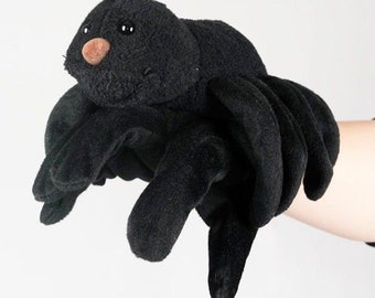 Adorable Spider Animal Hand Puppet Plush Toys