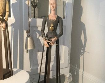 Santos Cage Doll ~ MONICA