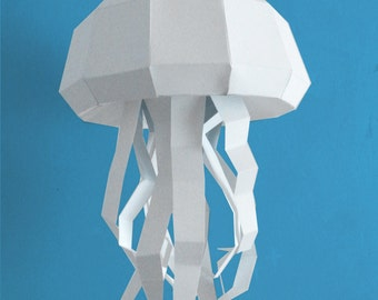 jellyfish paper to mount