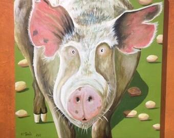 Annunzio The Pig
