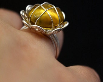"Ring ""Marguerite"""