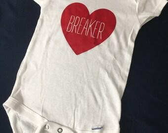 Heartbreaker Onesie