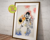 Kurobasu, Kuroko No Basket, Kuroko No Basuke, Anime Gifts, Anime Poster,Anime Poster, Anime Prints,OC-436