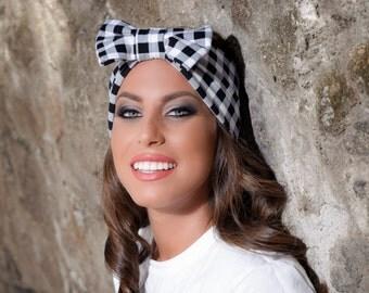 Headwrap Women, Headbands for Women, Hair Bows for Women, Boho Headwrap, Womens Headband, Adult Headband, Wide Headband, Hair Accessory