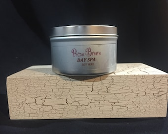 Day Spa Soy Candle