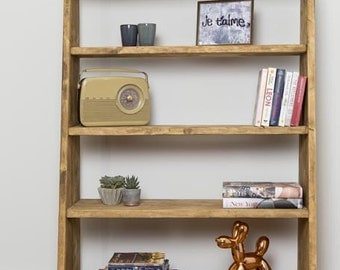 Stiga Handmade Reclaimed Wood Shelving. Custom Made To Order.