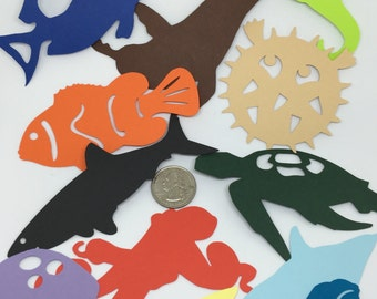 Sea Creature Dye Cuts / Finding Nemo / Finding Dory